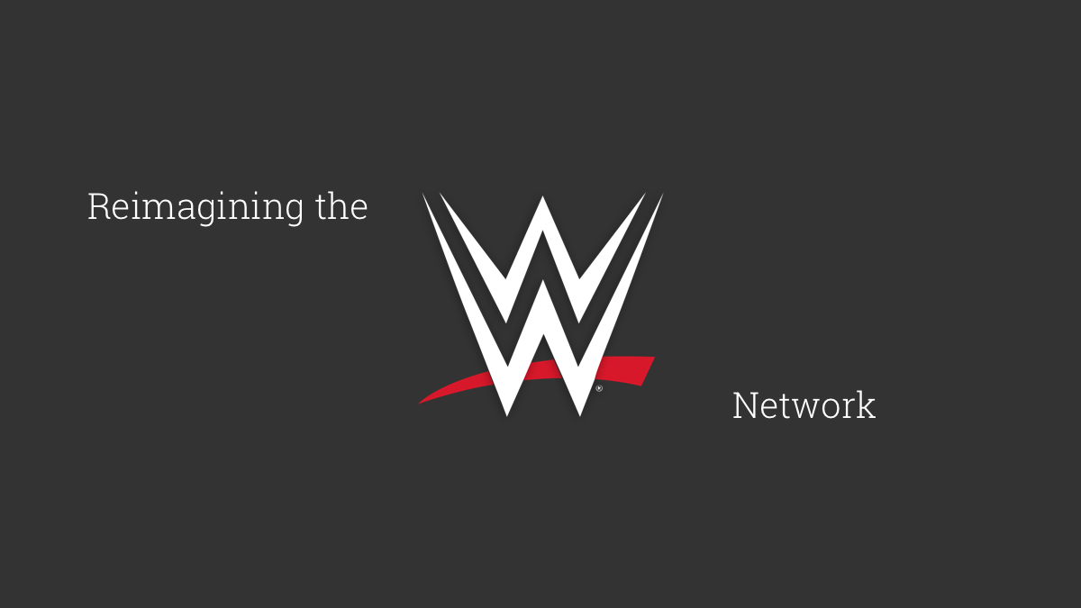 Reimagining the WWE Network